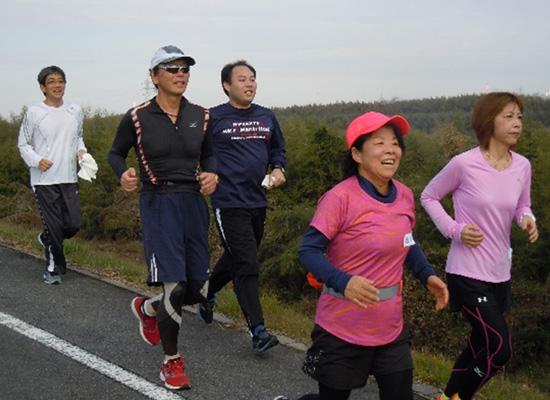 2018年第三回初心者フルマラソン講習会レポート